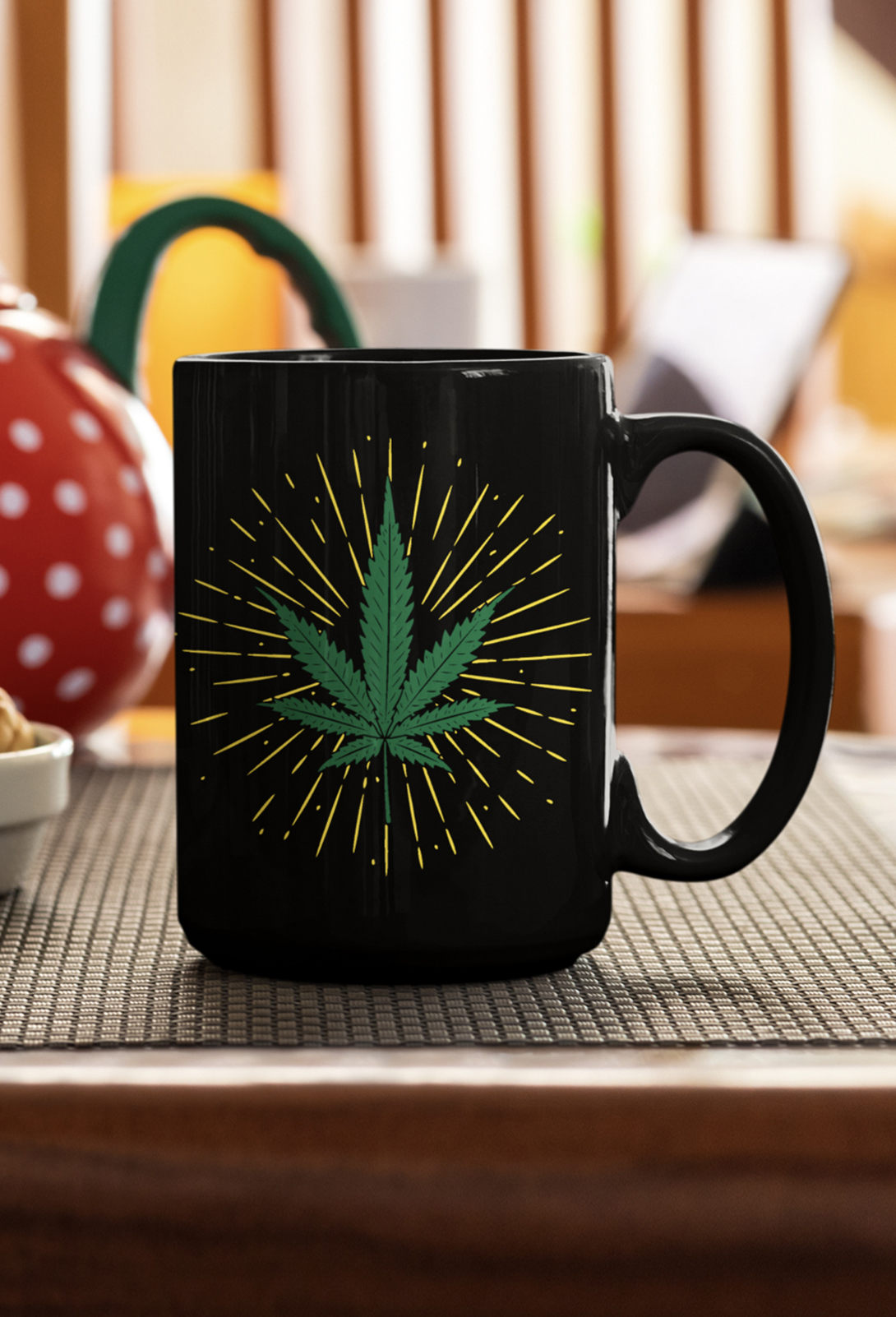 just get high_coffee mug_WAKE AND BAKE_a