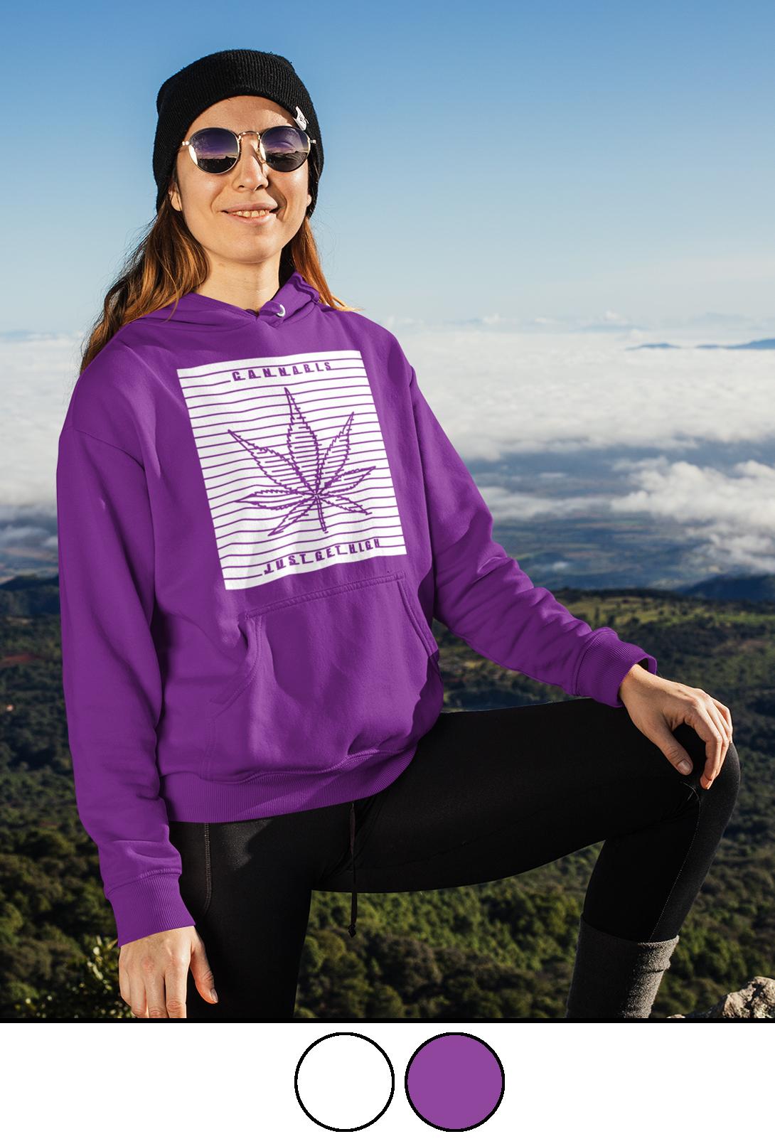 just get high_LINES_purple_model
