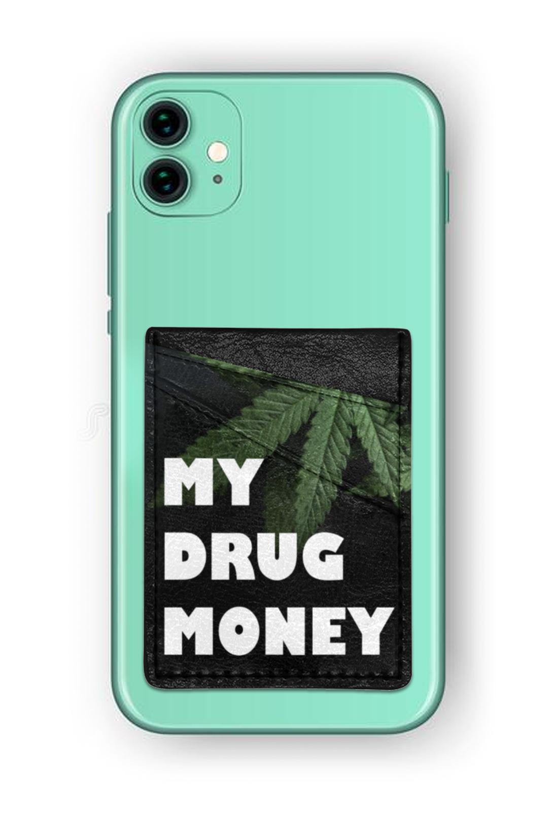 just get high_card holder_drug money